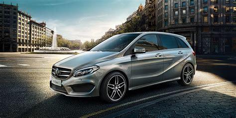 Mercedes B The 2018 B Class