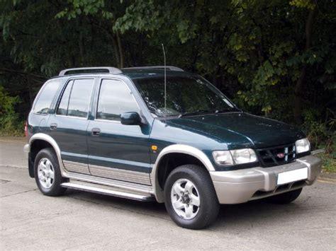 Kia 2000 Model 2000 Kia Sportage Information And Photos Momentcar