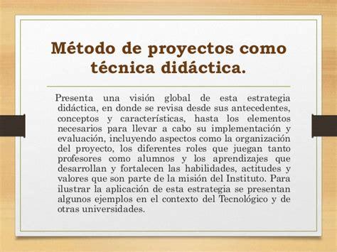 proyectos y estrategias de 8448146131 presentaci 243 n de diapositivas sobre las estrategias abp proyectos y