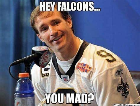 Saints Falcons Memes - 17 best images about who dat 1 tiger roar on pinterest