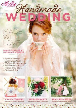 Handmade Wedding Magazine - 9 best images about wedding magazines on