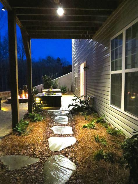 landscape pathway lighting outdoor landscape lighting outdoor contracting