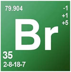 bromine becomes 28th essential element for without