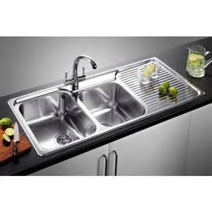 Kitchen Sink Tray Blanco Classic 8s Stainless Steel 1 75 Bowl Sink Left Bowl