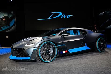 divo ii bugatti divo cuts no corners at the motor show