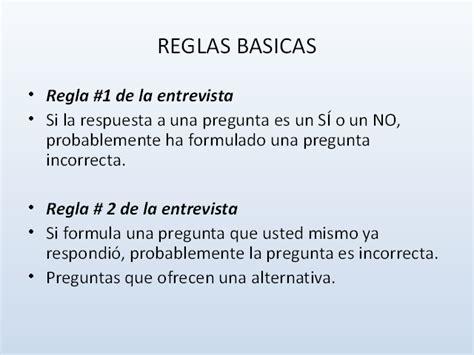 preguntas y respuestas basicas para una entrevista en ingles t 233 cnicas de entrevista e interrogatorio monografias