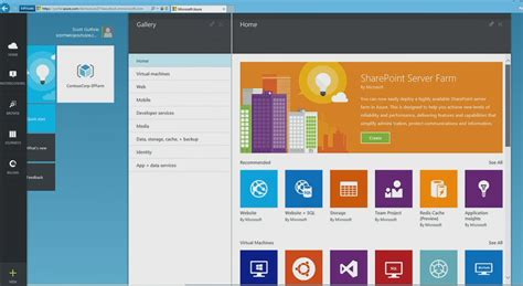 sharepoint templates the new azure sharepoint farm option tom resing s