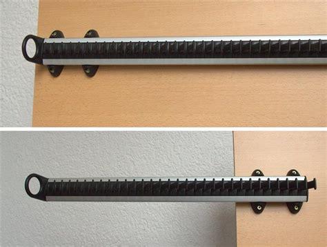 krawattenhalter schrank krawattenhalter ausziehbar tuchhalter g 252 rtelhalter