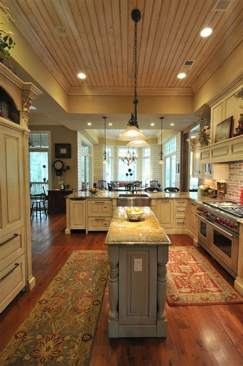 narrow kitchen island kitchen pinterest narrow image result for small u shaped kitchen with narrow centre