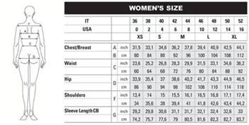 womens size chart skullunlimited com