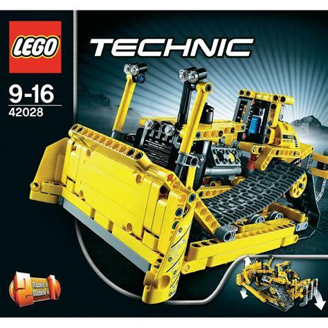 Lego Technic 42028 Bulldozer bulldozer lego technic 42028 sur le site conrad