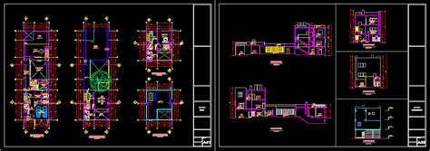 home gilardi barragan dwg block  autocad designs cad
