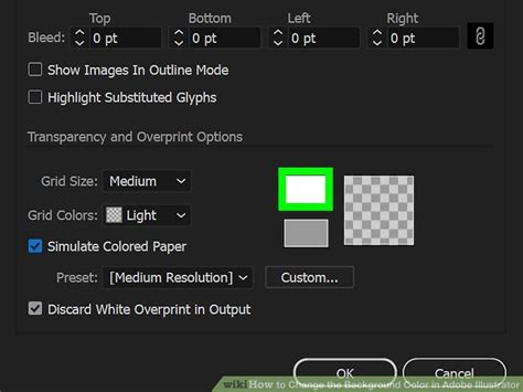 adobe illustrator how to change pattern color how to change the background color in adobe illustrator