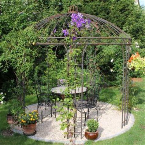 gartenpavillon eisen eisen pavillon gartenpavillon rosenpavillon metallpavillon
