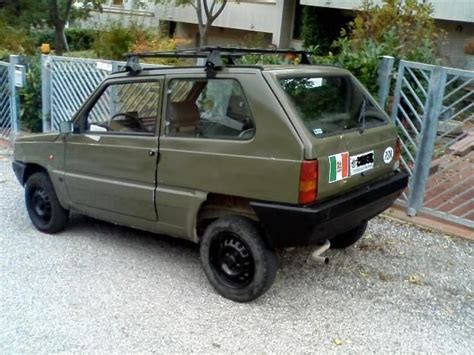 fiat panda 4x4 used cars for sale sold fiat panda 4x4 1985 used cars for sale autouncle