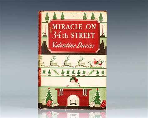Original Miracle On 34th Free Miracle On 34th By Davies Edition 1947 From Raptis Books And