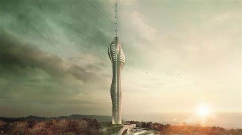 kz kulesi 1919 on alti yildiz istanbul un yeni simgesi on alti yildiz