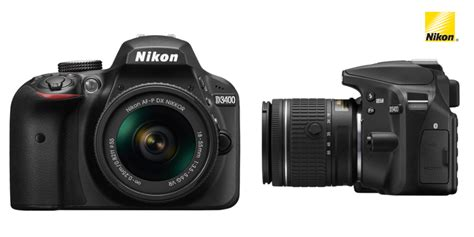 nikon new dslr nikon unveiled d3400 dslr at rs 43 600
