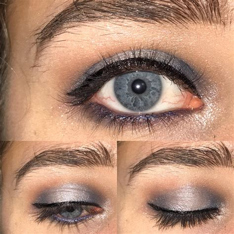 Eyeliner Spidol Random Mac Huda Dll Eye Liner Hitam Garis wanted to try a cool toned eye with liquid eyeliner as both are a out of my comfort zone