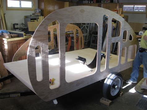 Build Your Own Home Floor Plans how to build your custom teardrop trailer quickly and