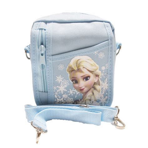 disney frozen light blue mini shoulder bag only 8 80 reg