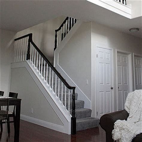 Step Banister Stair Banister Renovation Photos Popsugar Home