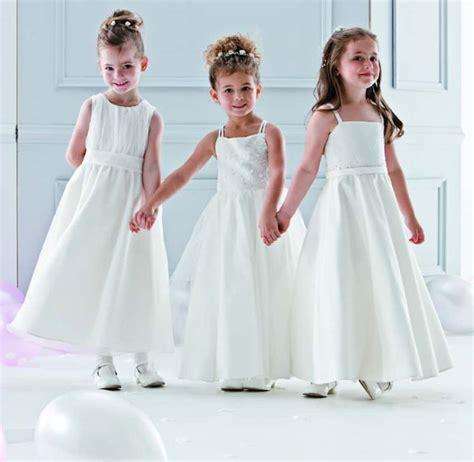 Blumenkinder Hochzeit by Kleid F 252 R Blumenkind
