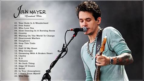 best of mayer mayer greatest hits collection hd hq