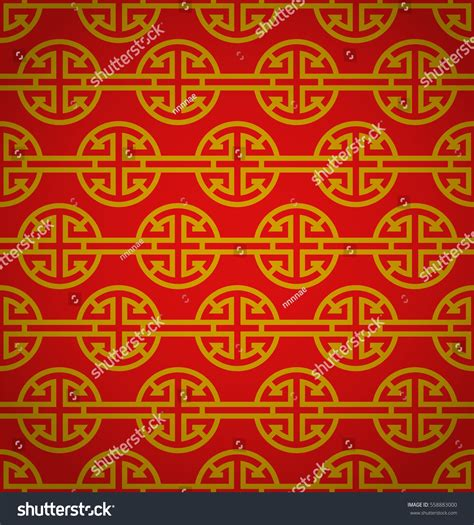chinese pattern logo traditional chinese patterns endless texture can stock