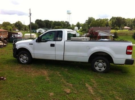 how does cars work 2007 ford f150 head up display sell used 2007 ford f150 triton 4 6 white nice work truck cold air one owner in tennessee ridge