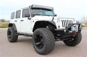 Jeep In Arizona 2013 Jeep Wrangler Unlimited 4x4 Hardtop Custom