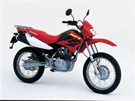 Motor Trail Honda Crf 150 4t honda xr 125 l 2004 agora moto