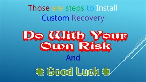 health wealth 9 steps to financial recovery books install custom recovery