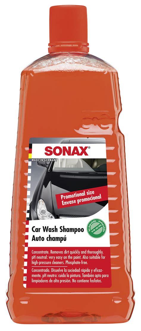 Sonax Car Wash 1000ml Sonax Car Wash Shoo Product Search Sonax