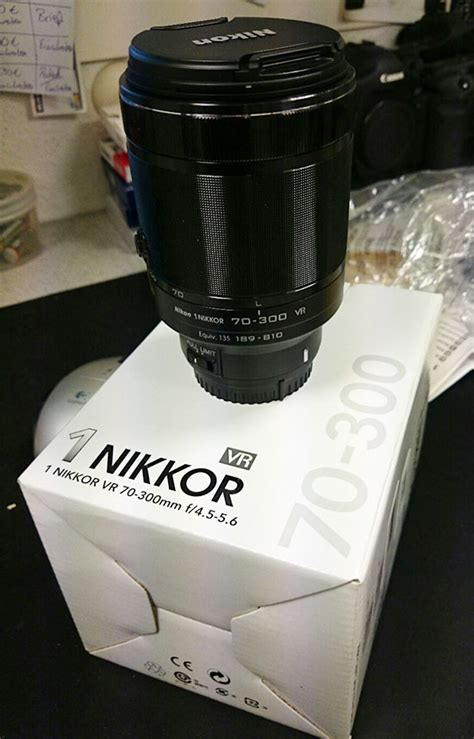Lensa Nikkor 70 300mm Vr nikon 1 nikkor 70 300mm f 4 5 5 6 vr lens delayed a new professional mirrorless quot might