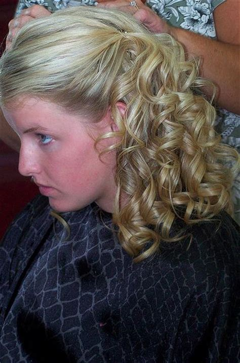 women who curls sissys hair in rollers 158 best perm images on pinterest