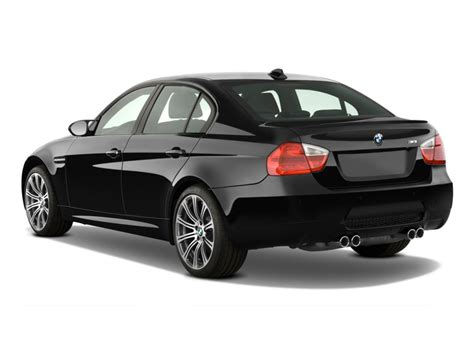 4 Door M3 by Image 2010 Bmw M3 4 Door Sedan Angular Rear Exterior View