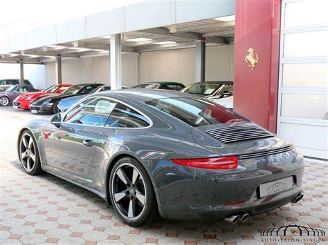 Porsche 50 Jahre by Porsche 991 50 Jahre Jubil 228 Umsmodell Coup 233 Auto Salon Singen
