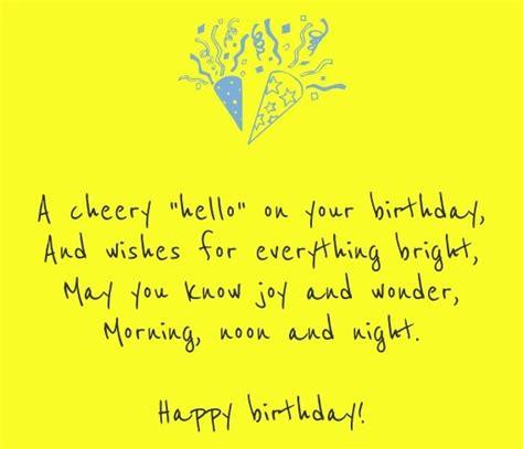 birthday poems happy birthday poems for him or boyfriend or