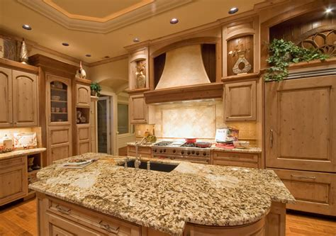 Black Granite Kitchen Island by 79 Custom Kitchen Island Ideas Beautiful Designs