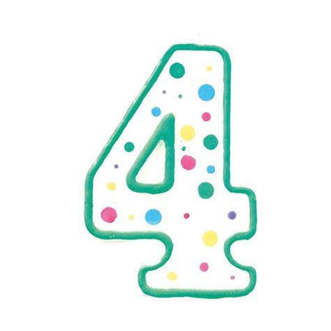le 4 candele dessin en couleurs 224 imprimer chiffres et formes