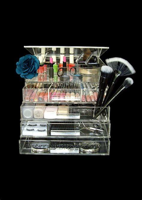 Acrylic Makeup Organizer Tipe Ndx acrylic makeup organizer keeping your products