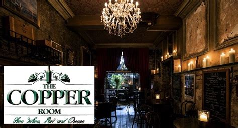 the copper room an unforgettable swiss fondue for two with a glass of wine each at the copper room for 34