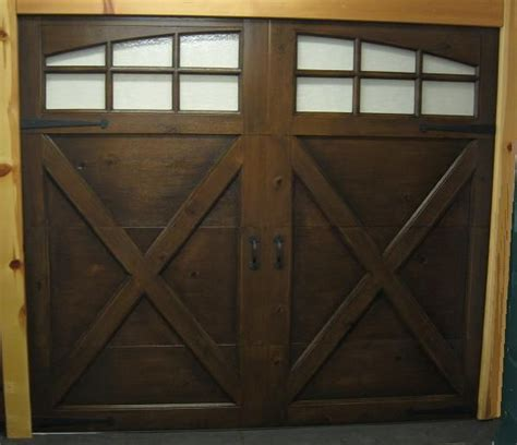faux painting garage doors look like wood pin by fix on house designing