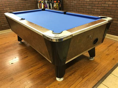 used coin operated pool tables table 040617 valley used coin operated pool table used