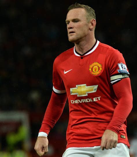 Manchester United Rooney wayne rooney will captain manchester united this season