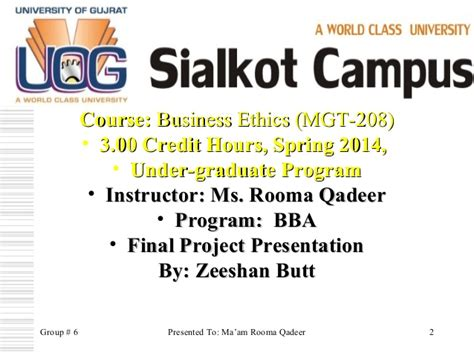 Business Ethics Syllabus Mba by Ethics Slides For Ethical Decioin Theories In