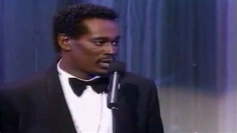 luther vandross a house is not a home luther vandross a house is not a home live 1988 naacp image awards youtube