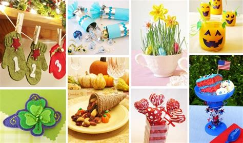 Craft Ideas For Holidays - holiday crafts quality ideas and fun projects
