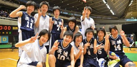 Rb Gc Jpg 日本バスケットボール協会 jba on quot ジュニアオールスター2012 試合速報 女子決勝戦